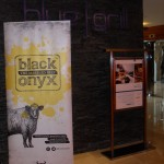 Black Onyx Featured at Blue Grill, Yas Island Rotana with Celebrity guest Chef, Peter Van Es