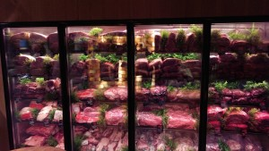 Drakoulis Meat cabinet
