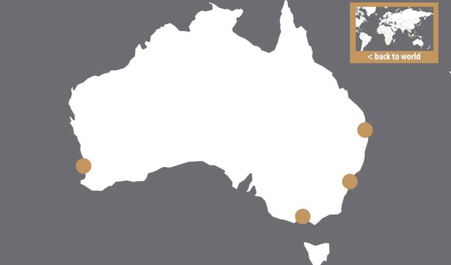 Distributors – Australia – Rangers Valley
