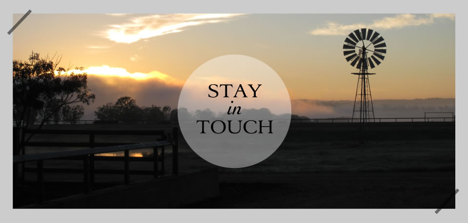 Stay in Touch - Rangers Valley